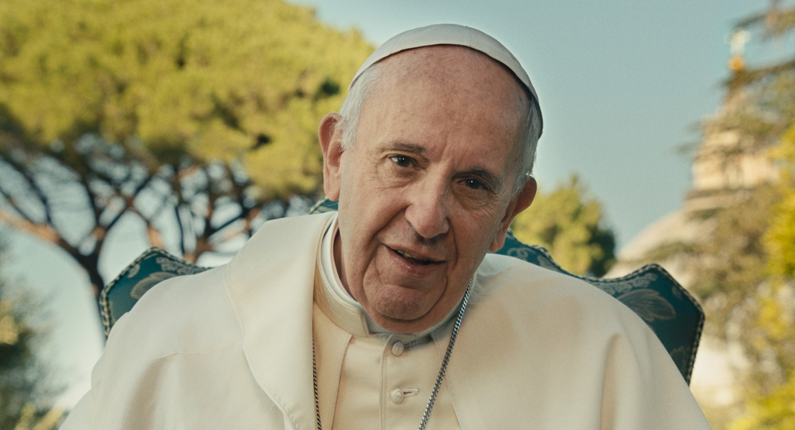 © POPE FRANCIS - A MAN OF HIS WORD (c) 2018 CTV, Célestes, Solares, Neue Road Movies, Decia, PTS ARTs Factory