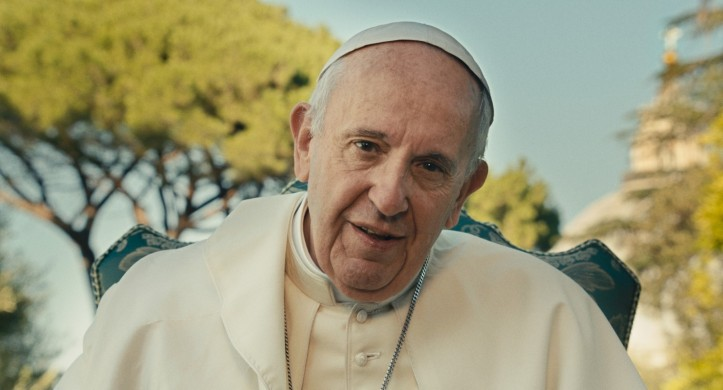 © POPE FRANCIS - A MAN OF HIS WORD (c) 2018 CTV, Célestes, Solares, Neue Road Movies, Decia, PTS ART's Factory
