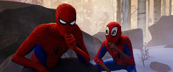 Photo by Sony Pictures Animation - © 2018 SPAI. All rights reserved.